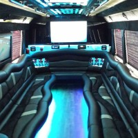 Let our party bus complement your night seating up to 15 passengers.