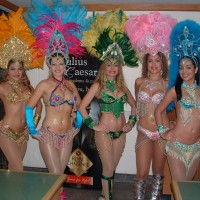 Entertainment_Brazilian Dancers