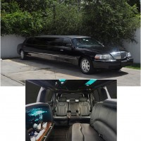 Stretch Limos perfect for that special occasion seating up to 8 passengers.