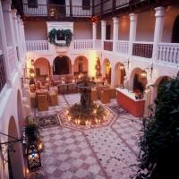 Versace Courtyard