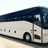 Comfort and efficiency- welcome aboard our motor coaches